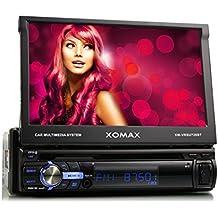 XOMAX XM-VRSU720BT receptor multimedia para coche - Radio para coche