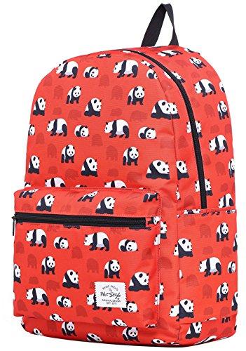 HotStyle TrendyMax Galaxy Sac à dos Scolaire - Peut contenir un ordinateur portable jusqu'à 15 pouces - Panda