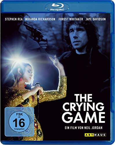 Crying Game [Blu-ray]