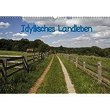 Idyllisches Landleben (Wandkalender 2019 DIN A3 quer): Ländliche Idylle im Weserbergland (Monatskalender, 14 Seiten ) (CALVENDO Natur)