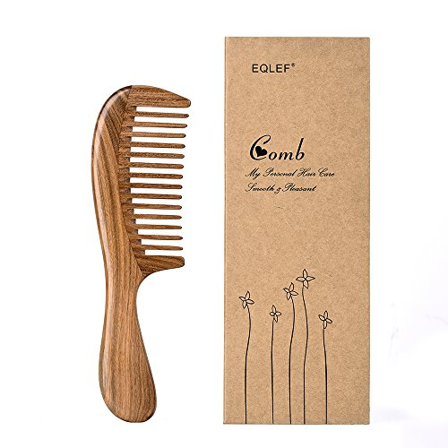 eqlef-green-sandalwood-wide-tooth-natural-comb-large-sandal-wood-comb-anti-static-comb