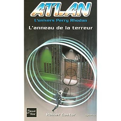 ATLAN N11 ANNEAU DE LA TERREUR