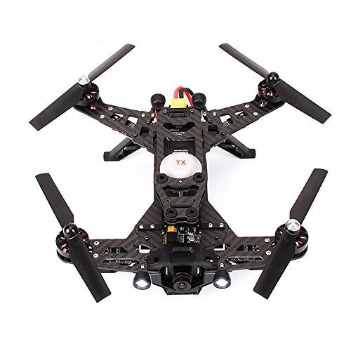 Walkera Runner 250 Racer mit Goggle 2 Videobrille 5,8 GHz - 4