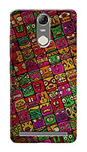 Marklif Premium Printed Cool Case Mobile Cover for Lenovo K5 Note
