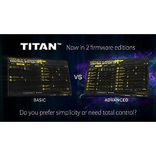 GATE8 Gate TITAN V2 Advanced Set Airsoft Trigger Mosfet Lipo Management Fire Selector