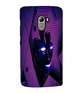 Designer Back cover for Lenovo K4 Note
