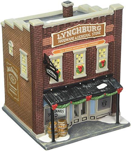 Department 56 Jack Daniels Lynchburg Hardware and General Store Building 4050948 Us-general Jack