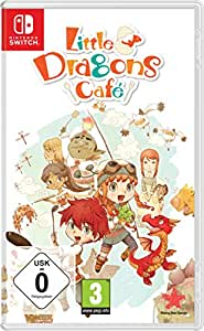 Aksys Games Little Dragons Café videogioco Basic Nintendo Switch