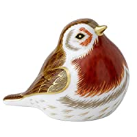 Royal Crown Derby - Paperweight - Royal  Robin
