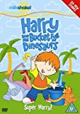 Harry and His Bucketful of Dinosaurs - Super Harry [DVD]
