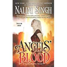 Angels' Blood (Guild Hunter Book 1) (English Edition)