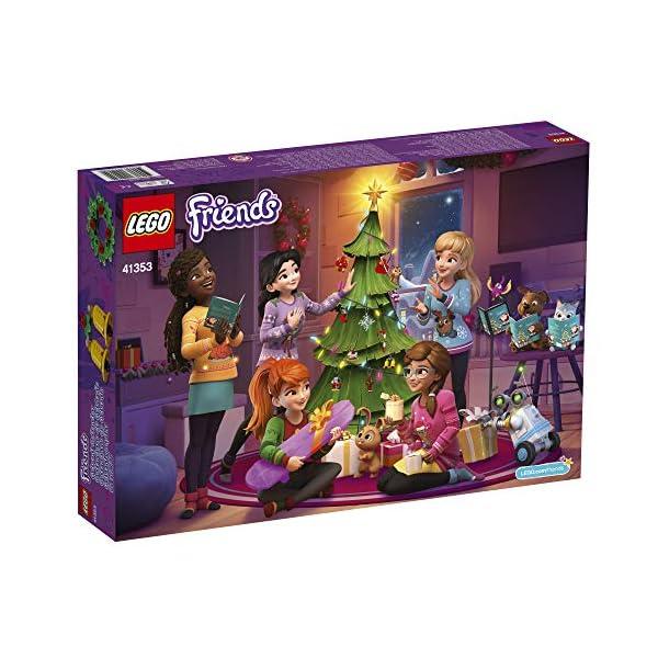 Lego Friends Calendario dell'Avvento, 41353 3 spesavip