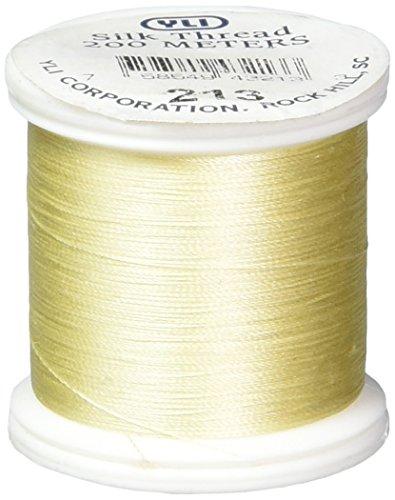 YLI Corporation Silk Thread 100 Gewicht 200 Meter - -