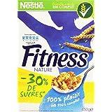 Nestlé Fitness - Céréales du Petit Déjeuner - Paquet de 450g - Lot de 4