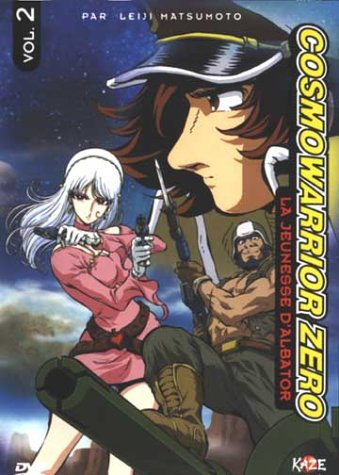 La jeunesse d'Albator - Volume 2 - 3 épisodes VOSTF