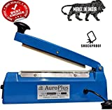 Auro Plus Hand Sealing Machine 8' Plastic Body for Plastic Pouch Packaging
