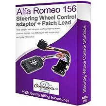 Connects2 - Adaptador para Radio estéreo (para Alfa Romeo 156, se Conecta a los