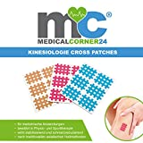 Medicalcorner24® Kinesiologie Gittertape 102 Stück