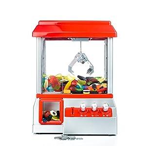 Gadgy ® Candy Grabber avec Bouton de Muet | Machine Attrape à Bonbons | Distributeur à Bonbons