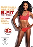 Geschenkidee Fitness - Barbara Becker - B. fit in 30 Tagen
