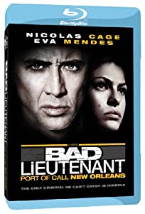 Bad Lieutenant: Port of Call New Orleans [Blu-ray] [2009] [US Import]