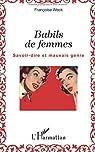 Babils de femmes par Weck
