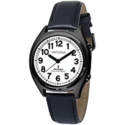 Verbalise Talking Radio Controlled Watch BK924