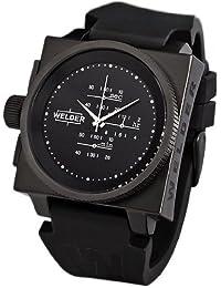 Welder K26 TS1952 Reloj para hombres Carcasa Maciza