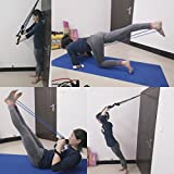 Gugutogo - Juego de 11 bandas multifuncionales de resistencia para entrenamiento muscular