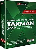 TAXMAN 2017 für Vermieter (für Steuerjahr 2016) -