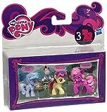 1 Pack de 3 My Little Pony (assortiment)