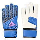 adidas Ace Replique Torwarthandschuhe, Blue/Core Black/White/Shock Pink, 9.5