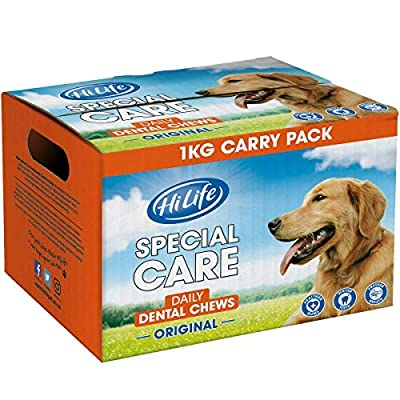 HiLife Special Care Daily Dental Dog Chews