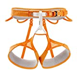 Petzl Klettergurt orange M