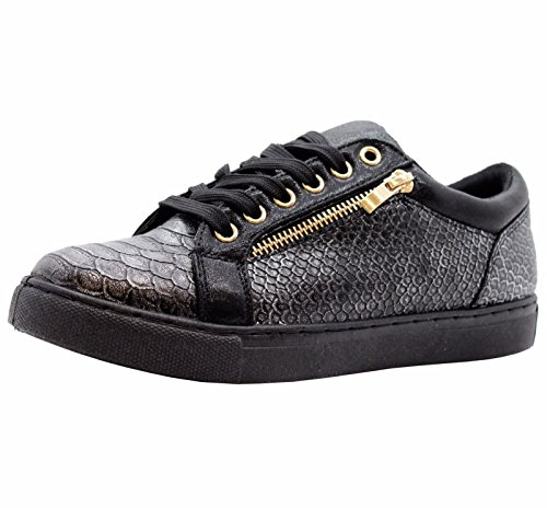 Ladies Womens Flats Skater Plimsolls Sneakers Lace Up Pumps Trainers Shoes Size 5