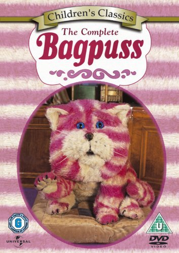 The Complete Bagpuss [1974] [DVD]. Every episode from your childhood!