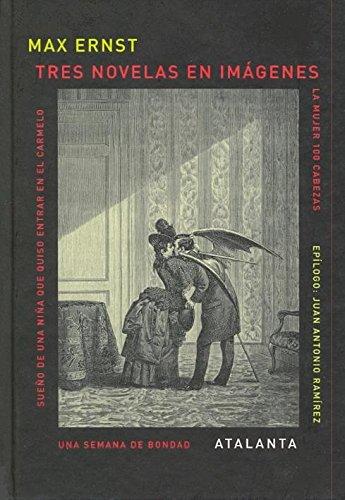 Tres novelas en imágenes (IMAGINATIO VERA)