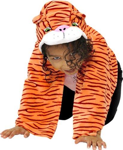 Kinder, Kleinkinder, Tiger Cape Kostüm 3-6 Jahre [Spielzeug] (Pi Day Kostüme)