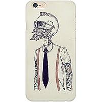 Cover Custodia Protettiva Hipster Skeleton Tumblr Illustrazione