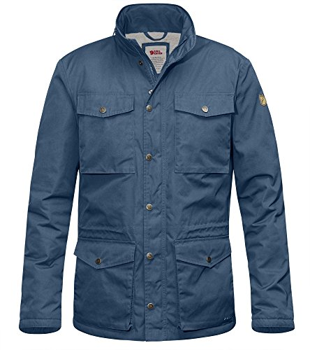 Fjällräven Herren Räven Winter Jacket Daunenjacken, Uncle Blue, 2XL