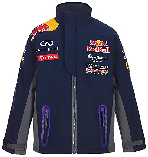 red-bull-official-team-line-softshell-chaqueta-infantil-azul-navy-6-anos