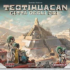 Giochix - Teotihuacan,, TTHC