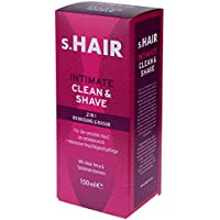 s.HAIR Clean and Shave, 1er Pack (1 x 150 ml)