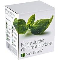 Kit de Jardin de Fines Herbes par Plant Theatre - 6 herbes aromatiques différentes à cultiver soi-même – Idée cadeau jardiniers