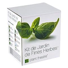 Idea Regalo - Il Kit Erbe Aromatiche di Plant Theatre - 6 diverse erbe aromatiche da coltivare –Regalo per gli amanti del giardinaggio
