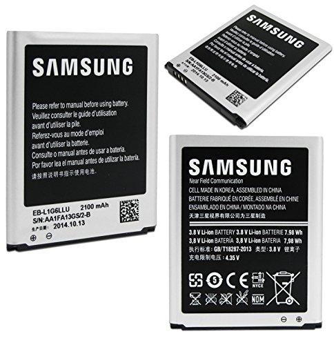 Samsung EB-L1G6LLU/EB-L1G6LLU 2100mAh batería original con NFC para Galaxy S3 i9300 (Empaquetado a granel)
