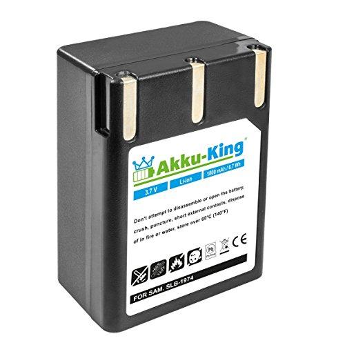 Akku-King Akku kompatibel zu Samsung Pro 815, Pro 815SE - ersetzt SLB-1974...