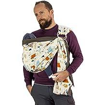 Yuccer Portabeb/és para Mu/ñecas Baby Doll Carrier Accesorios para Mu/ñecos Beb/é Bandoleras portabeb/é Zorro