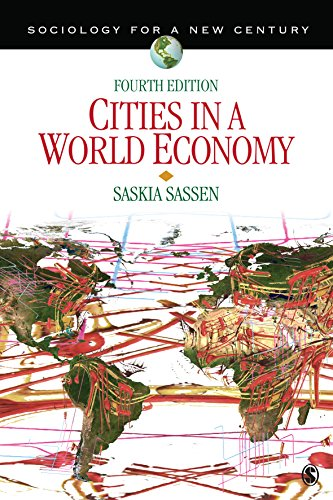 Cities in a World Economy: Volume 4 (Sociology for a New Century Series)