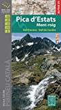 Pica d'Estats. Mont-roig, mapa excursionista. Escala :25.000. Editorial Alpina. (Mapa Y Guia Excursionista)